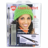 Red Heart Learn Crochet - Beginner's Crochet Kit