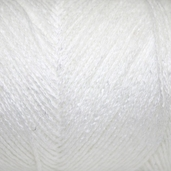 Red Heart LusterSheen Yarn - White