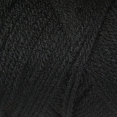 Red Heart Super Saver Chunky Yarn - Black