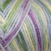 Red Heart Super Saver Yarn - Economy Size - watercolor