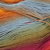 Red Heart Boutique Unforgettable Yarn - Sunrise