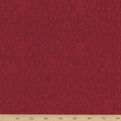 Redworks Cotton Fabric - Red