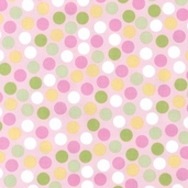 Remix Cotton Fabric - Blush