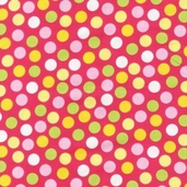 Remix Cotton Fabric - Bright