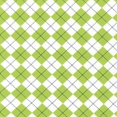 Remix Cotton Fabric - Lime