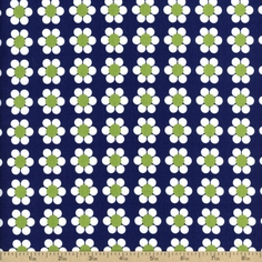 Remix Cotton Fabric - Royal AAK-10393-11
