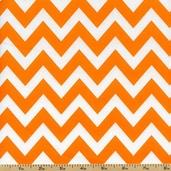 Remix Cotton Fabric - Tangerine AAK-13900-147 TANGERINE