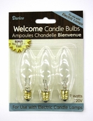 Replacement Bulbs Welcome Candle