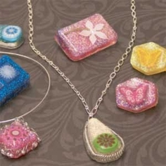 Resin Jewels
