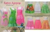Retro Aprons Book by Cindy Taylor Oates