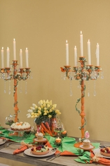 Reversible Table Runner and Napkins