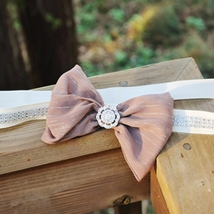 Rhinestone Belt with Bow