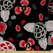 Rivoli Cotton Fabric - Rivoli Garden