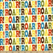 Roar Cotton Fabric - Bermuda APP-12520-237
