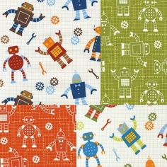 Robot Factory Organic Cotton