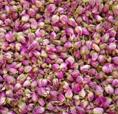 Rose Buds Dried Rose Boutons Pink 1lb