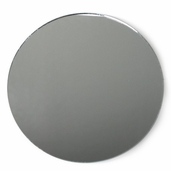 Round Craft Mirror 5 in - 4 Pkgs