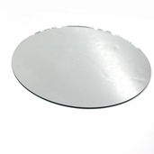Round Craft Mirror 7 in - 6 Pkgs
