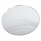 Round Craft Mirror 9 in - 2 Pkgs