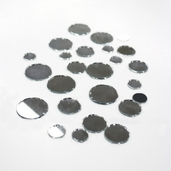 Round Craft Mirror Assortment - 6 Pkgs