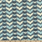 Salt Air Fish Tales Cotton Fabric - Ocean 37026-11