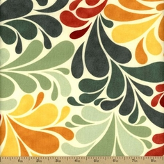 Salt Air Sea Foam Cotton Fabric - Summer 37022-16