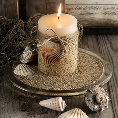 Sand Candle