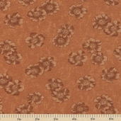 Sandhill Plums Cotton Fabric - Just Preserves Gold