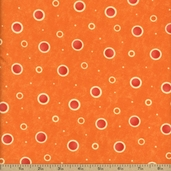 Sassy Cotton Fabric - Orange 17644-14