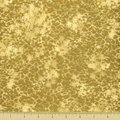 Sayomi Cotton Fabric - Cream Gold K7129-33G