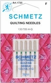 Schmetz Quilting Sewing Machine Needles 5pk Size 75/11