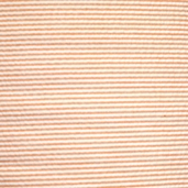 Seersucker Stripe Cotton Fabric - Orange