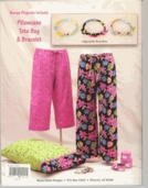 Sew Easy Pajama Pants Pattern Book by Cindy Taylor Oates