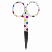 Sewing Patch Patterned Embroidery Scissors - Polka Dot