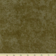 Shaded Oaks Marble Solid Flannel Fabric - Light Green