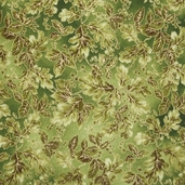 Shades Of The Season 3 Cotton Fabric - Olive