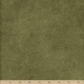 Shadow Play Flannel Fabrics - Olive