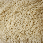Shaggy Cuddle Fabric - Camel