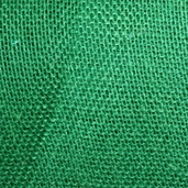 Shalimar Burlap 47/48 inch from James Thompson and Co. Inc. - Emerald