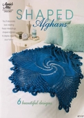 Shaped Afghans - 6 Beautiful Designs from Annie's Attic