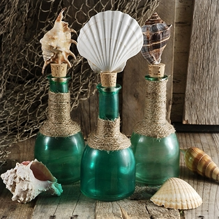 Shell Bottle Topper