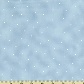 Simpatico Cotton Fabric - Light Blue MAS569-B4