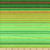 Siren Song Stripe Cotton Fabric - Grass DC5377-GRAS-D