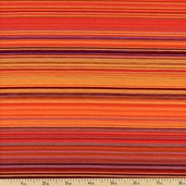 Siren Song Stripe Cotton Fabric - Sunshine DC5377-SUNS-D