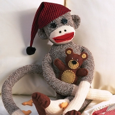 Sock Monkey Kits
