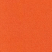 Solid Flannel Cotton Fabric - Tangerine