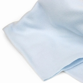 Solid Fleece Fabric - Baby Blue