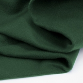 Solid Fleece Fabric - Forest Green