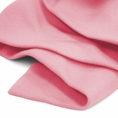 Solid Fleece Fabric - Pink