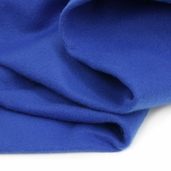 Solid Fleece Fabric - Royal Blue